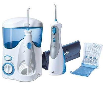 Waterpik Waterflosser Ultra And Waterpik Cordless Plus Combo Pack